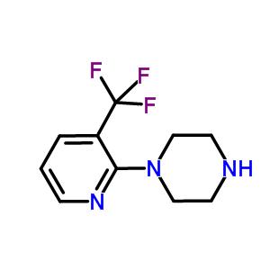 87394-50-1;87394-63-6 1-[3-(trifluoromethyl)pyridin-2-yl]piperazine