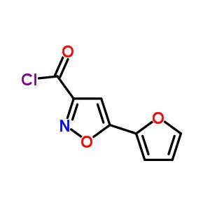 88958-33-2 5-furan-2-ylisoxazole-3-carbonyl chloride