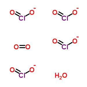 92047-76-2 molecular oxygen tetrachlorite hydrate