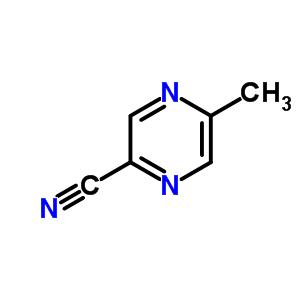 98006-91-8 5-methylpyrazine-2-carbonitrile