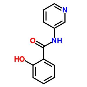 2-羟基-N-吡啶-3-基苯甲酰胺 118623-71-5