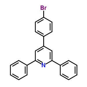 1498-81-3 4-(4-bromophenyl)-2,6-diphenylpyridine