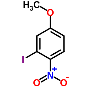 214279-40-0 2-iodo-4-methoxy-1-nitrobenzene