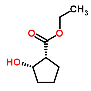 2315-21-1;61586-79-6 ethyl (1R,2S)-2-hydroxycyclopentanecarboxylate