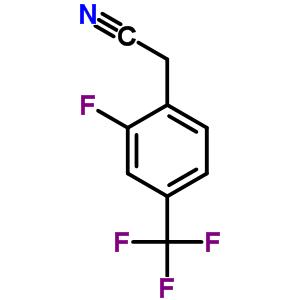 239087-11-7 [2-Fluoro-4-(trifluoromethyl)phenyl]acetonitrile