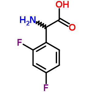 240409-02-3 amino(2,4-difluorophenyl)acetic acid