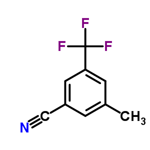 261952-04-9 3-methyl-5-(trifluoromethyl)benzonitrile