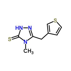 262610-50-4 4-methyl-5-(thiophen-3-ylmethyl)-2,4-dihydro-3H-1,2,4-triazole-3-thione