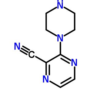 306935-30-8;6620-19-5 3-piperazin-1-ylpyrazine-2-carbonitrile