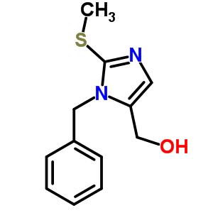 338414-90-7 [1-benzyl-2-(methylsulfanyl)-1H-imidazol-5-yl]methanol