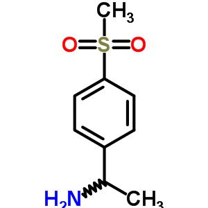 387350-90-5 1-[4-(methylsulfonyl)phenyl]ethanamine