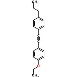 4'-丙基-4-乙氧基二苯乙炔 39969-29-4