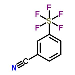 401892-82-8 3-(pentafluoro-lambda~6~-sulfanyl)benzonitrile
