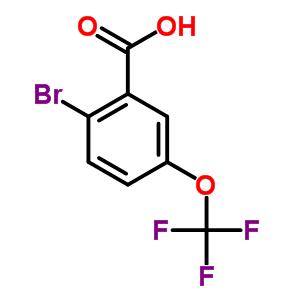 403646-48-0 2-bromo-5-(trifluoromethoxy)benzoic acid