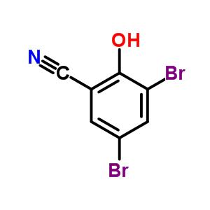 40718-08-9 3,5-dibromo-2-hydroxybenzonitrile