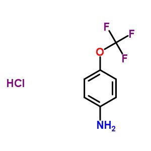 42823-24-5 4-(trifluoromethoxy)aniline hydrochloride