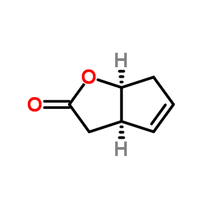 (3aR,6aS)-3,3a,6,6a-tetrahydro-2H-cyclopenta[b]furan-2-one 43119-28-4;26054-46-6
