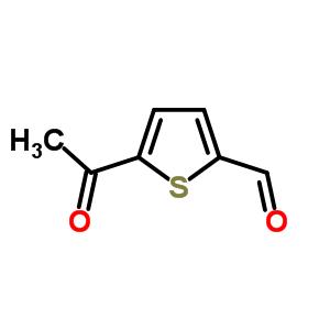 5-乙酰基-2-噻吩甲醛 4565-29-1