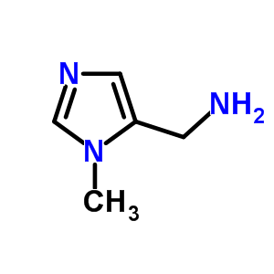 486414-86-2 1-(1-Methyl-1H-imidazol-5-yl)methanamine