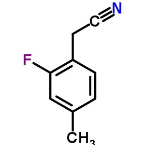 518070-26-3 (2-fluoro-4-methylphenyl)acetonitrile