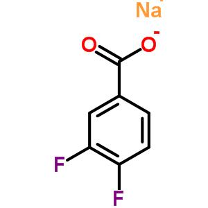 522651-44-1 Sodium 3,4-difluorobenzoate