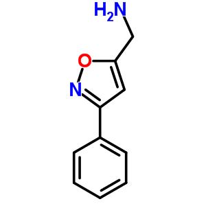 54408-35-4 1-(3-phenylisoxazol-5-yl)methanamine
