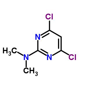 5734-68-9 4,6-dichloro-N,N-dimethylpyrimidin-2-amine