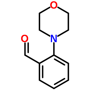 58028-76-5 2-morpholin-4-ylbenzaldehyde