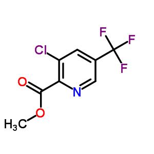 3-氯-5-三氟甲基吡啶-2-甲酸甲酯 655235-65-7