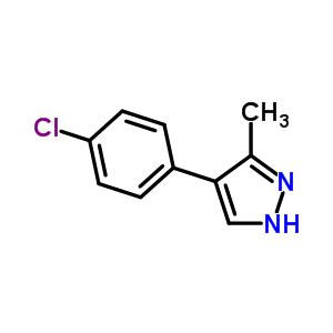 667400-41-1 4-(4-chlorophenyl)-5-methyl-1H-pyrazole