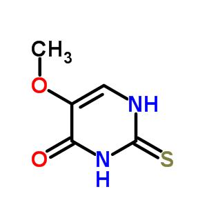 6939-11-3 5-methoxy-2-thioxo-2,3-dihydropyrimidin-4(1H)-one