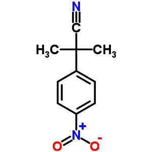 71825-51-9 2-methyl-2-(4-nitrophenyl)propanenitrile
