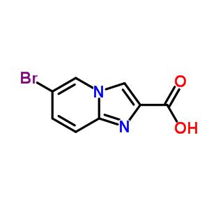 6-溴咪唑[1,2-A]吡啶-2-羧酸 725234-40-2;749849-14-7