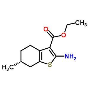 2-氨基-6-甲基-4,5,6,7-四氢-苯并噻吩-3-甲酸乙酯 76981-71-0