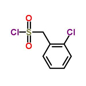 (2-氯苯基)甲基磺酰氯 77421-13-7