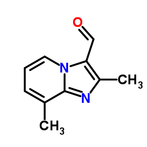 820245-85-0 2,8-Dimethylimidazo[1,2-a]pyridine-3-carbaldehyde