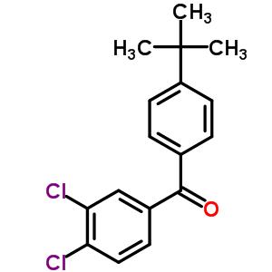 844885-27-4 (4-tert-butylphenyl)(3,4-dichlorophenyl)methanone