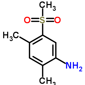 849035-63-8 2,4-dimethyl-5-(methylsulfonyl)aniline