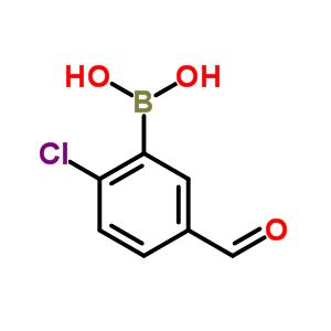 850864-59-4 (2-chloro-5-formylphenyl)boronic acid