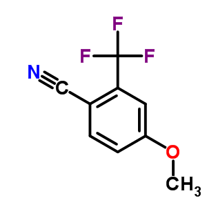 875664-48-5 4-methoxy-2-(trifluoromethyl)benzonitrile