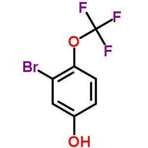 886496-88-4 3-bromo-4-(trifluoromethoxy)phenol