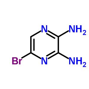 89123-58-0 5-bromopyrazine-2,3-diamine