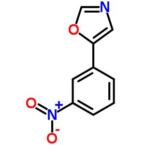 89808-77-5 5-(3-nitrophenyl)-1,3-oxazole