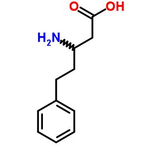 3-Amino-5-phenyl-pentanoic acid 91247-38-0