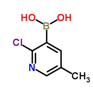 913835-86-6 (2-chloro-5-methylpyridin-3-yl)boronic acid