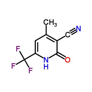 2-羟基-4-甲基-6-(三氟甲基)烟腈 116548-08-4