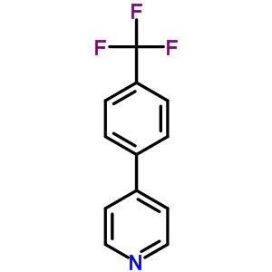 220000-88-4 4-[4-(trifluoromethyl)phenyl]pyridine