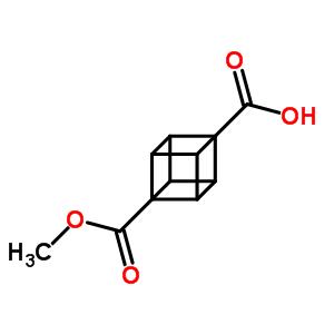 4-甲氧羰基立方烷羧酸 24539-28-4