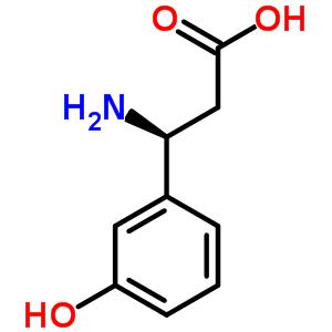 26049-12-7;780749-95-3 (3R)-3-amino-3-(3-hydroxyphenyl)propanoic acid