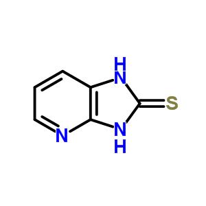 29448-81-5 1,3-dihydro-2H-imidazo[4,5-b]pyridine-2-thione